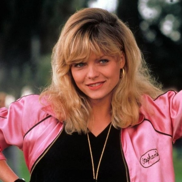 Michelle Pfeiffer & 'Grease 2' (with Sydney Urbanek)