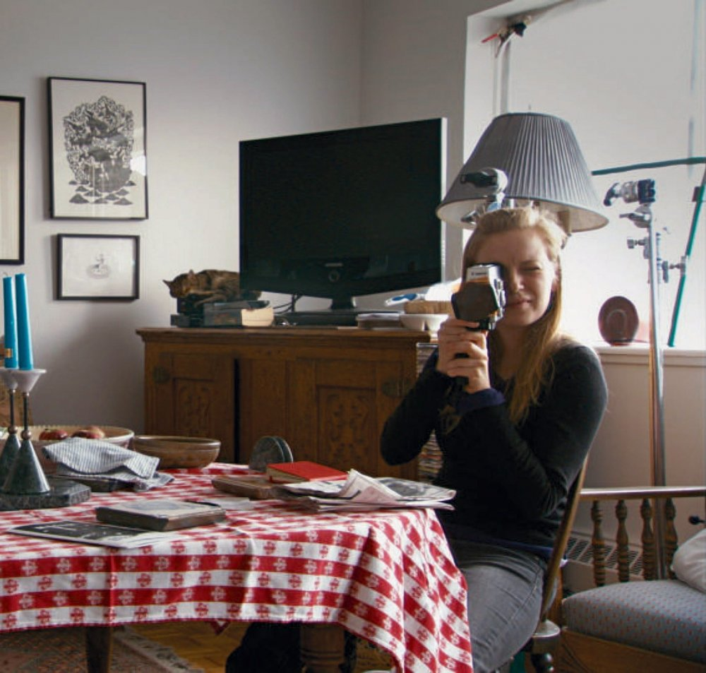 Sarah Polley & 'Stories We Tell' (with Becky Shrimpton)