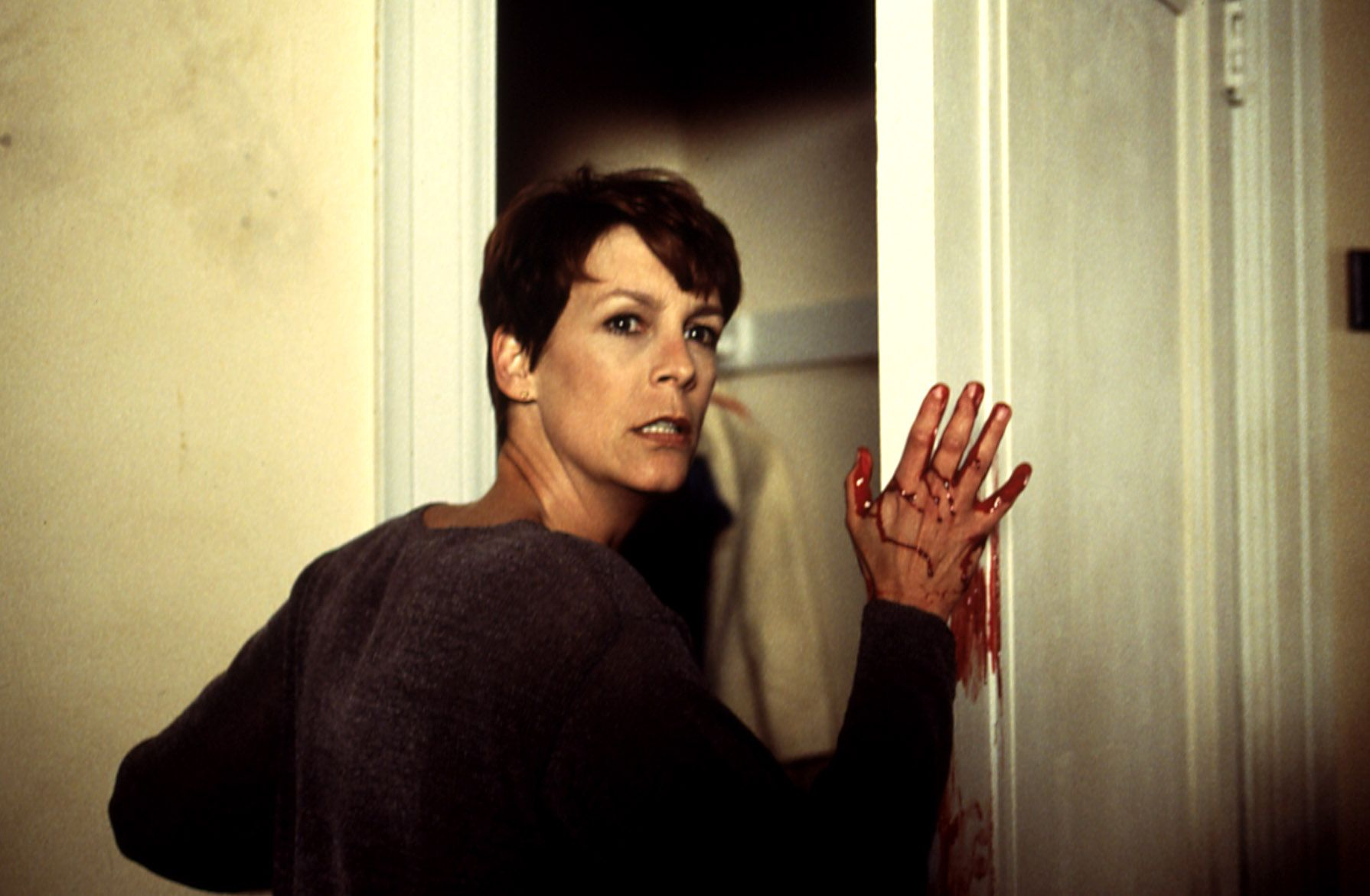 Jamie Lee Curtis & 'Halloween H20'  (with Alexandra West)
