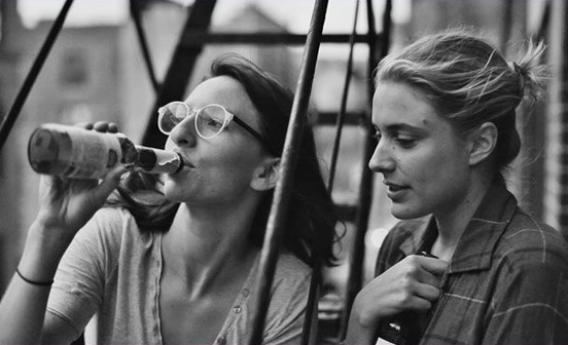 Greta Gerwig & 'Frances Ha' (with Michelle da Silva)