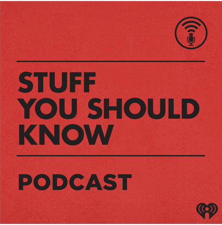 The  Stuff You Should Know  podcast is part of the How Stuff Works network, generating millions of downloads in Canada alone each month.