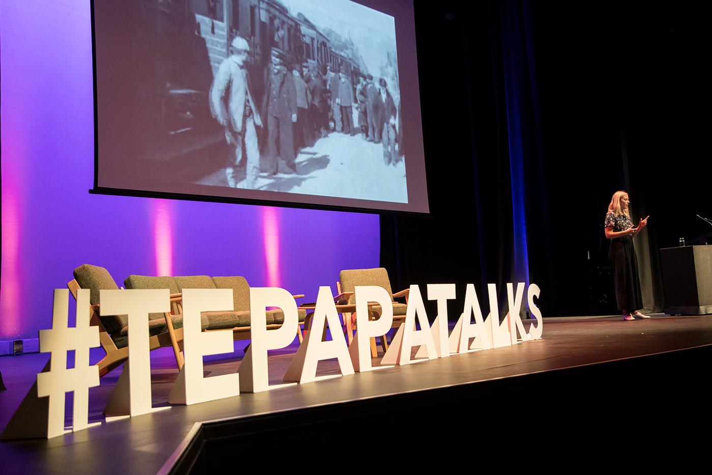 Te Papa Talks - Virtual Realities - PUBLIC PROGRAMMING