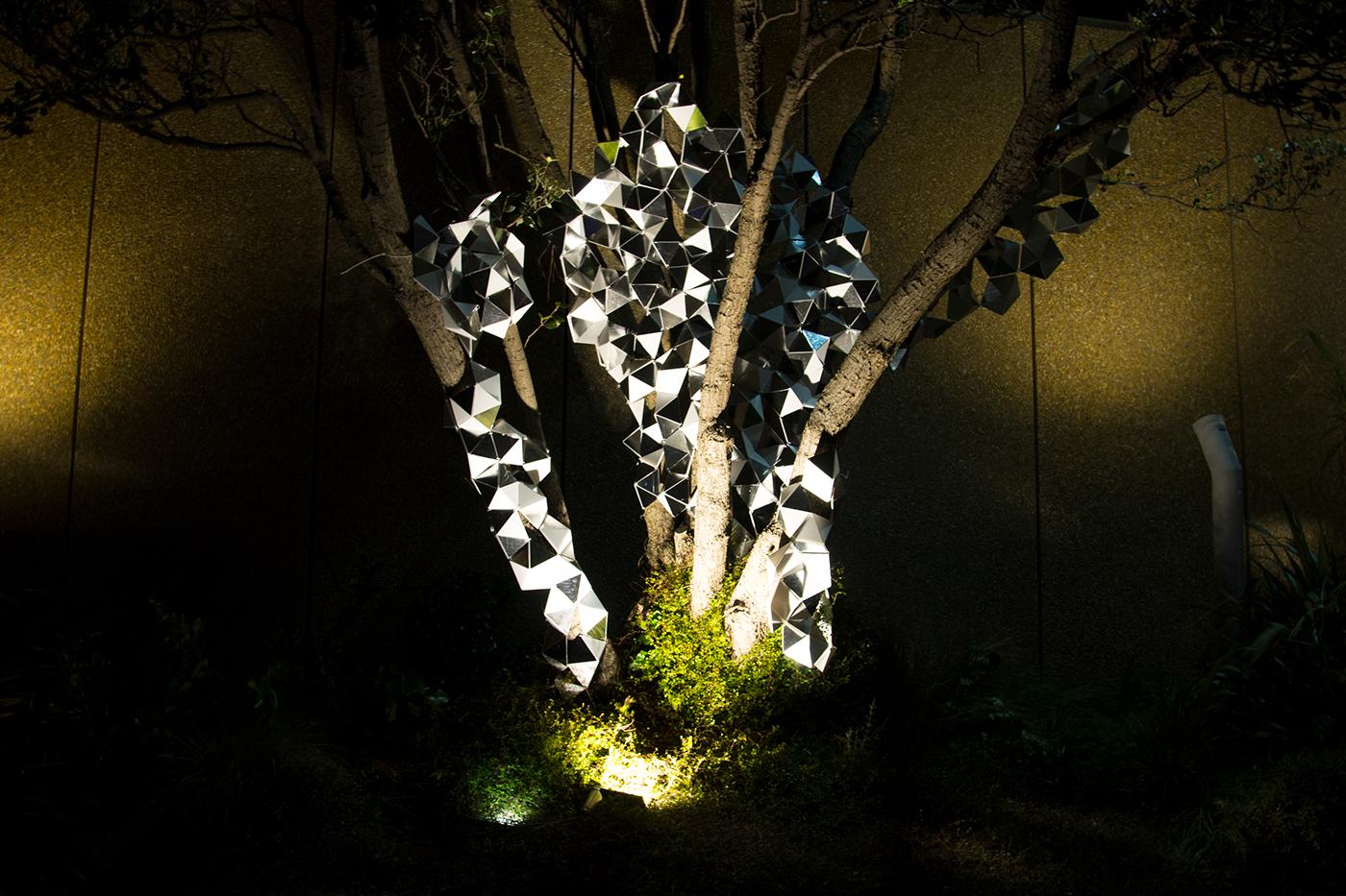 LUX - Light Festival Installation - LIGHT DESIGN