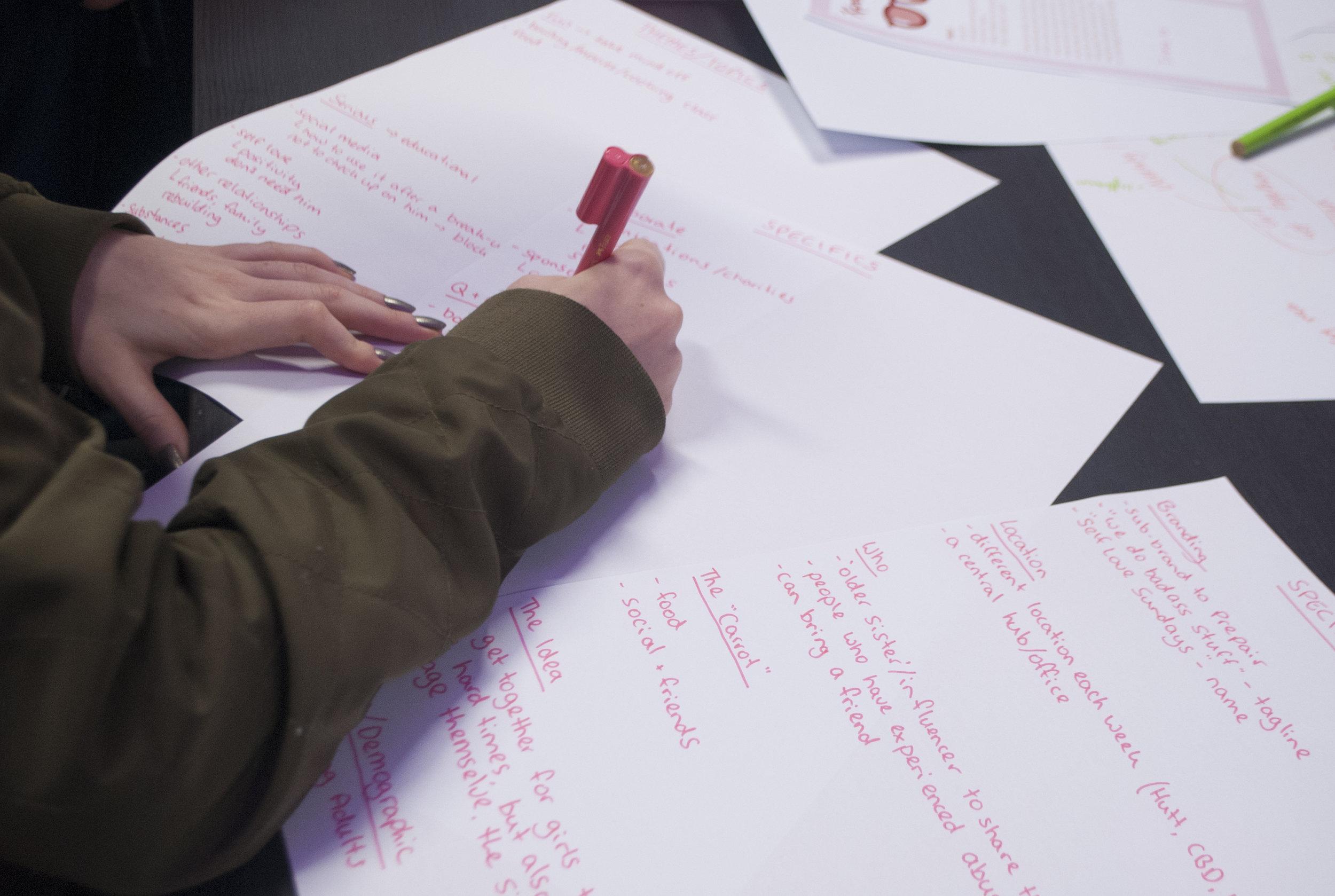 PrepairNZ - Co-Design Workshop - WORKSHOP DESIGN & FACILITATION