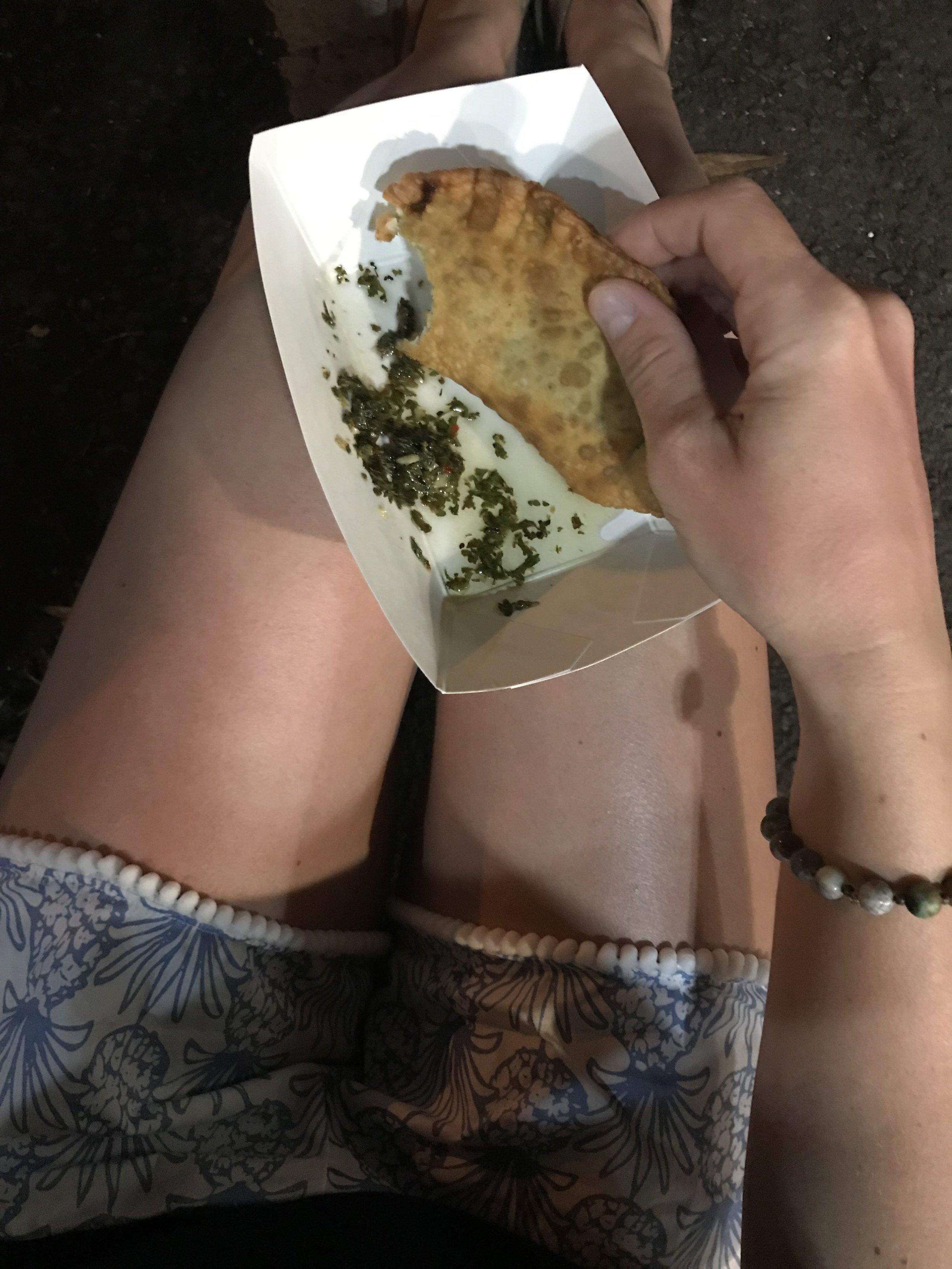 Empanada Makawao Maui