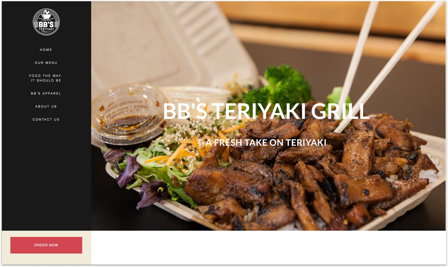 A Fresh Take on Teriyaki