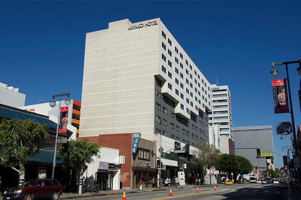 Miyako Hotel Los Angeles  328 E 1st St, Los Angeles, CA 90012