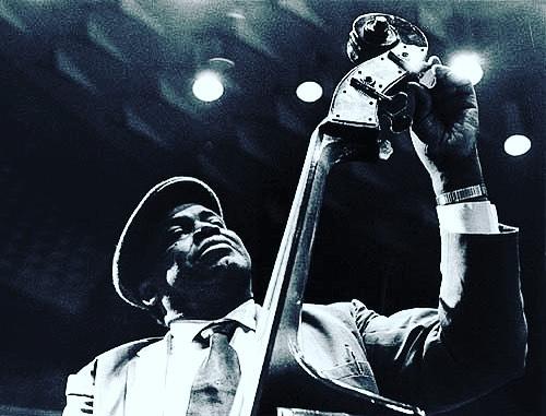 Happy Birthday to the legend Willie Dixon! 💙🙌 • • • #blues #chicago #chicagomusic #williedixon #restinpeace #legend #cantquityou #happybirthday