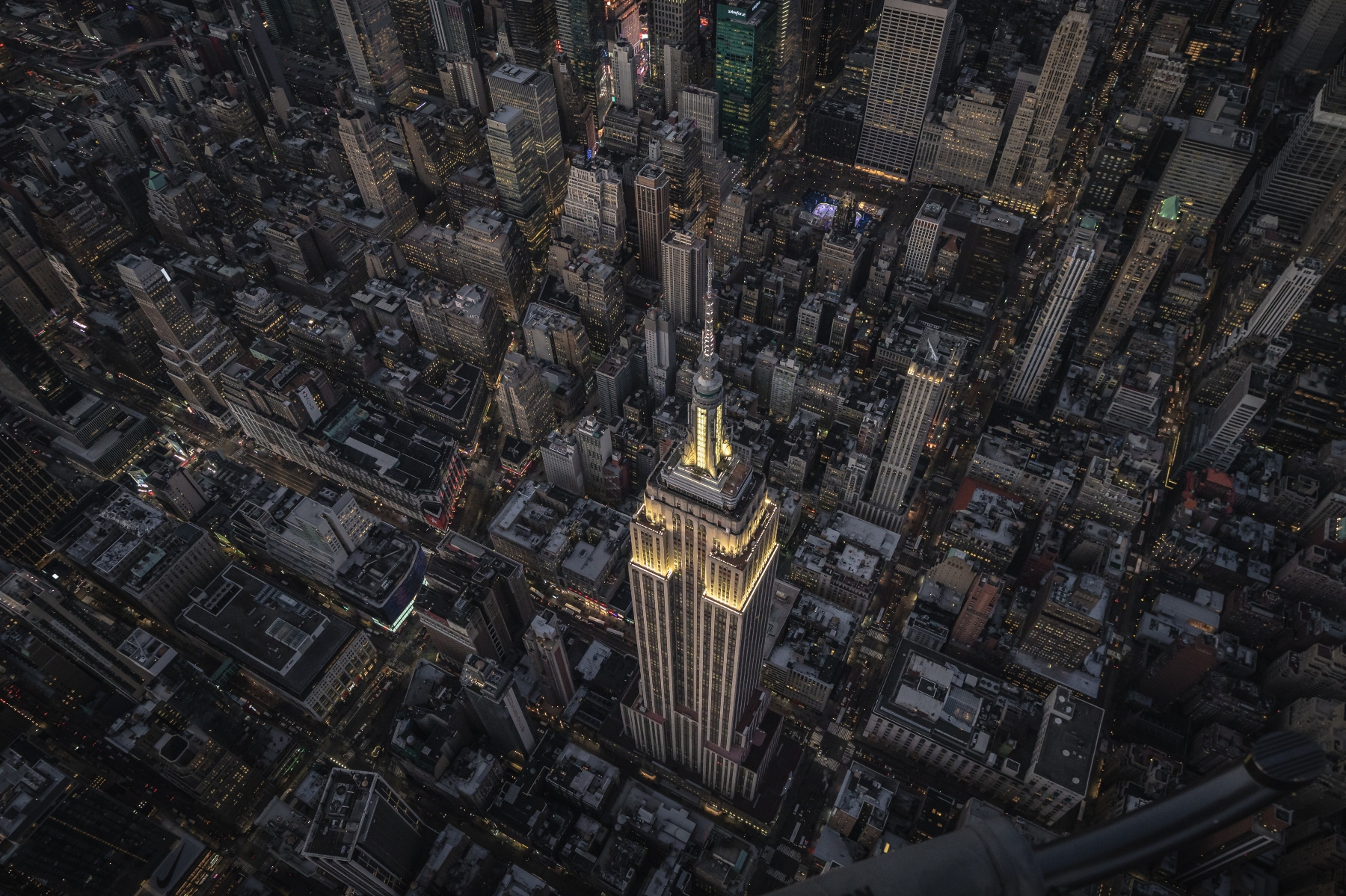 Empire State Building  Taken with Sony a7iii