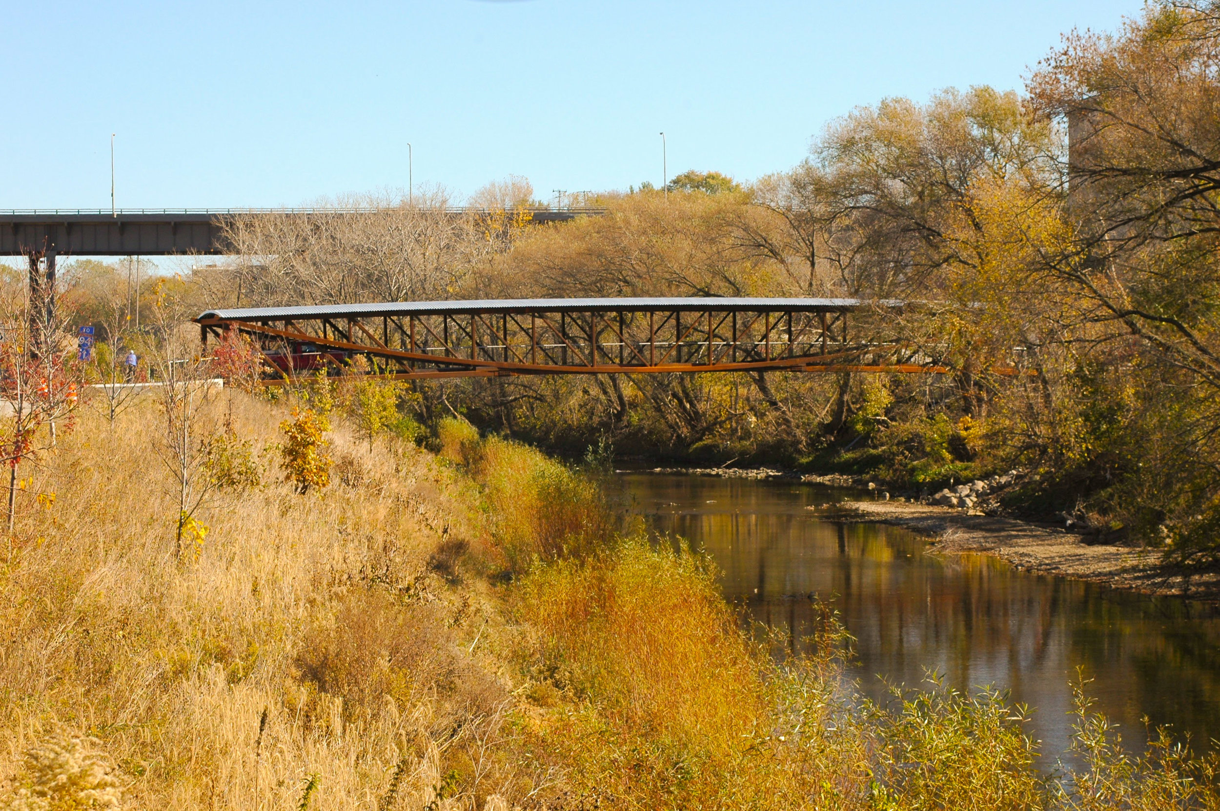 Current Silver City Bridge