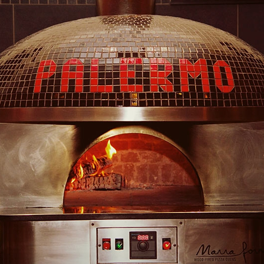 Pizzeria 3301 at Villa Palermo - 3301 W Canal StPizzeria 3301 is located at Palermo's Pizza headquarters and offers a selection of pizza, sandwiches, soups, salads, desserts and more. Eat here, get your order to go or choose Take 'n' Bake.You can also get the best deals on frozen pizza at Pizzeria 3301!