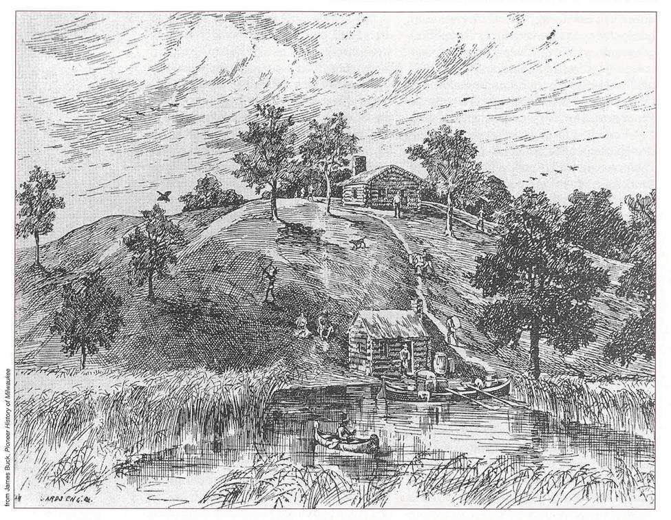 Vieau Hill