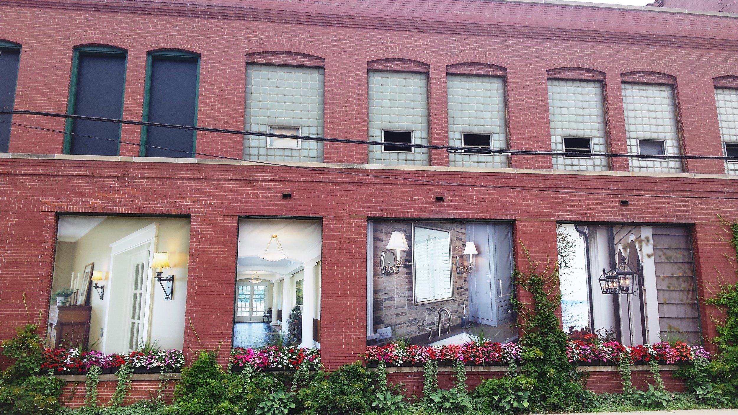 W St. Paul Avenue Design district -