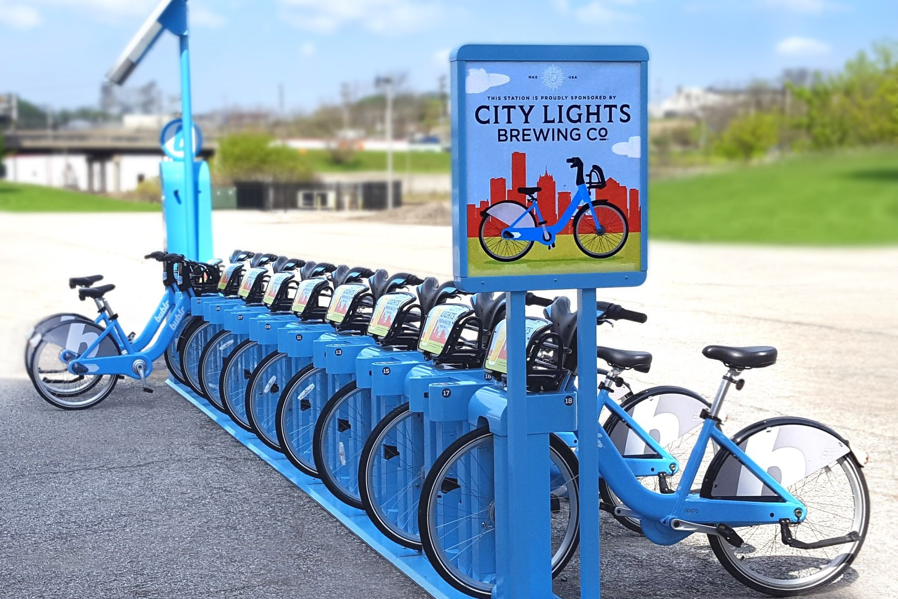 - Getting to and from the Valley can be quick and easy! The Valley is right off I-94, directly accessible by the MCTS Bus Routes 14 and 17 and others nearby, and hosts Bublr Bike Stations at City Lights Brewing Company and Miller Park.