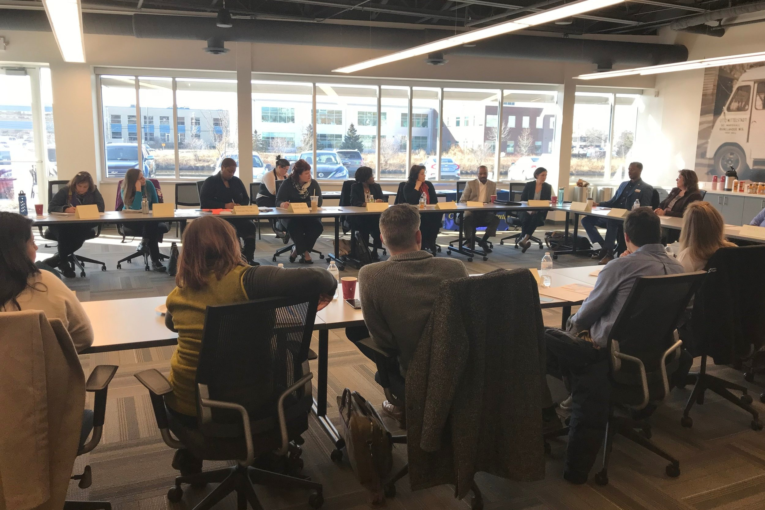 - Businesses and employees network with one another through the Menomonee Valley Business Association and Valley Circles, professional development groups where peers connect to discuss meaningful topics.