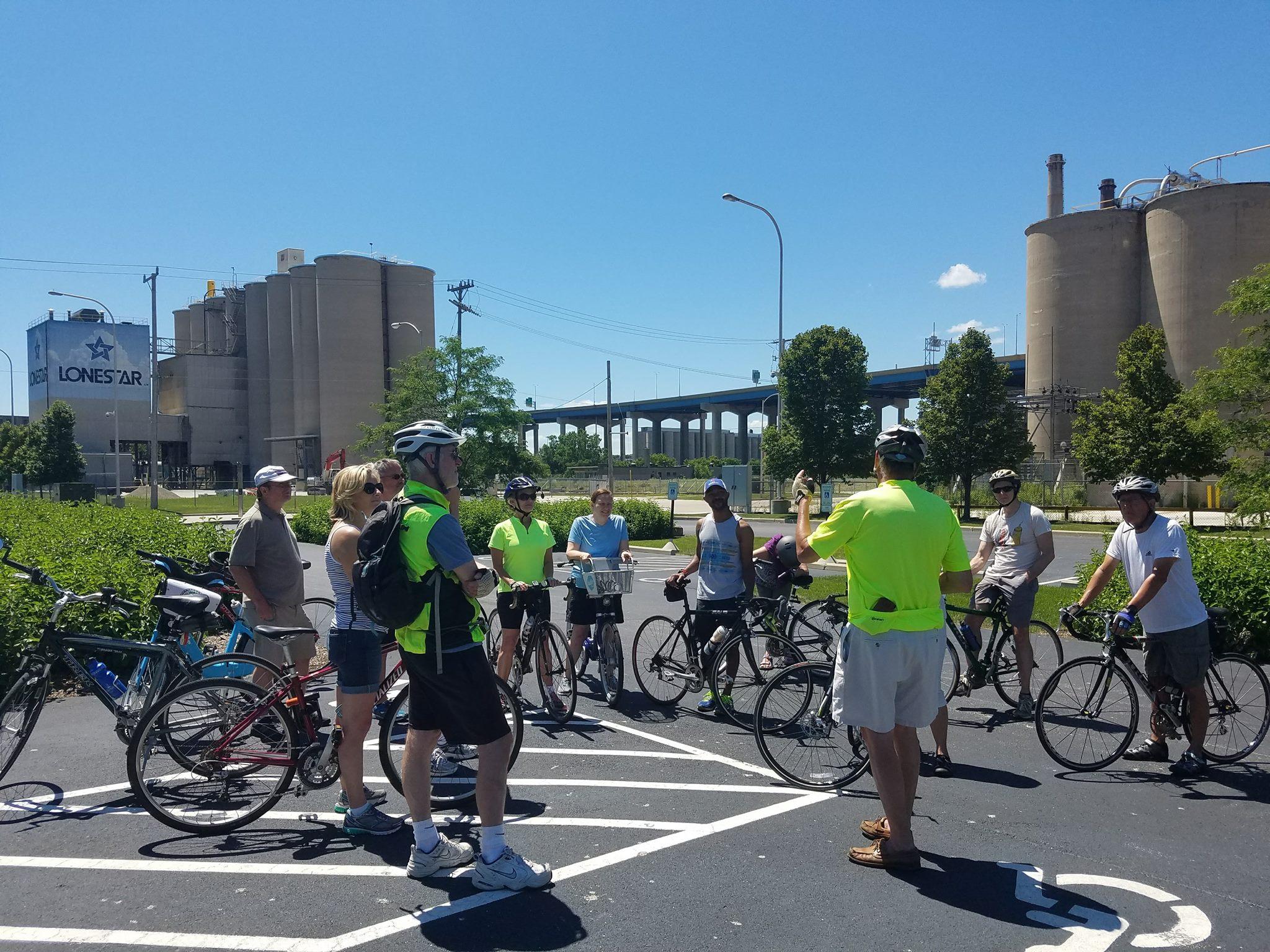 Menomonee River Valley Bike Tour