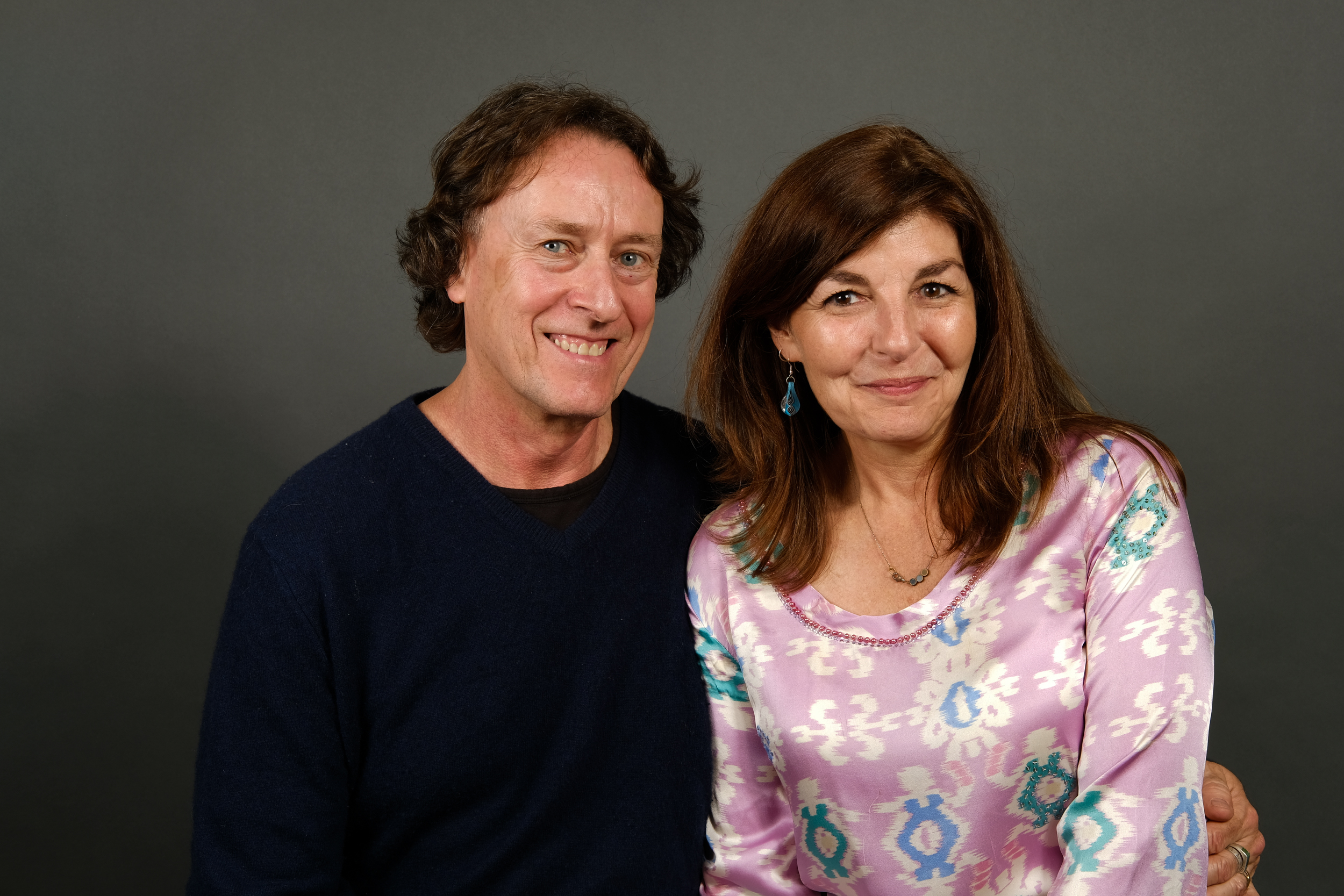 Ron and Liz Cramer