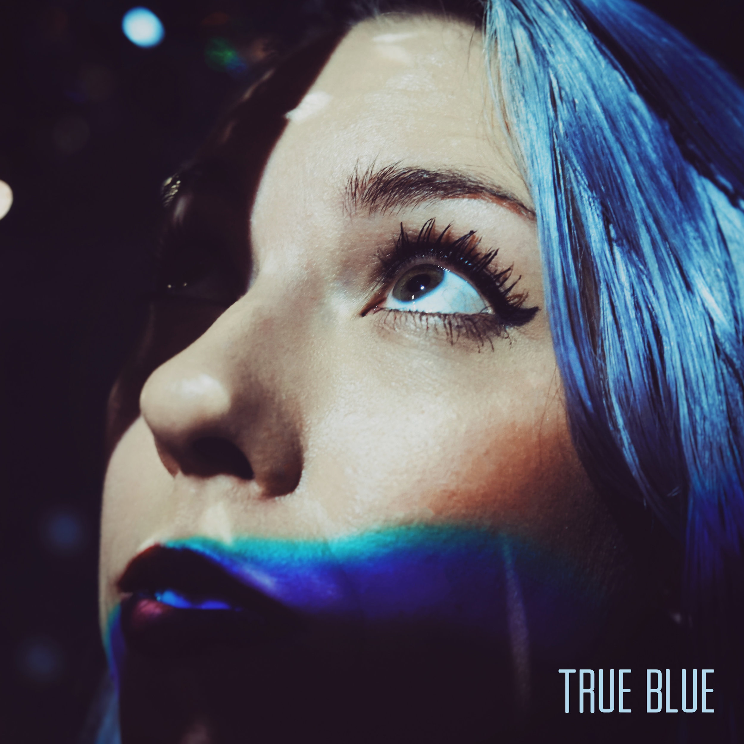 TRUE BLUE - AVAILABLE NOW