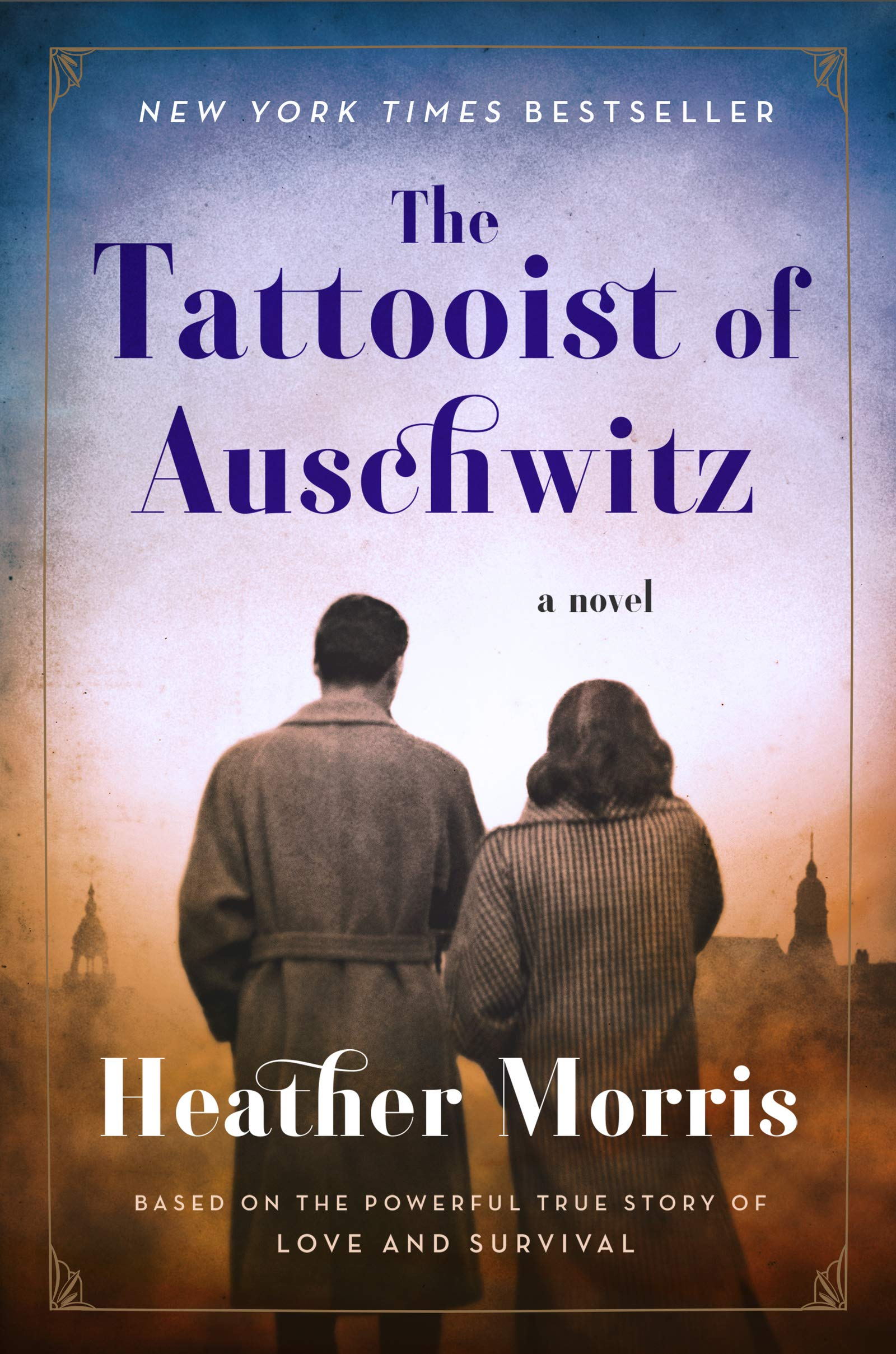The Tattooist of Aushwitz - By Heather MorrisDescription: In April 1942, Lale Sokolov, a Slovakian Jew, is forcibly transported to the concentration camps at Auschwitz-Birkenau. When his captors discover that he speaks several languages, he is put to work as a Tätowierer (the German word for tattooist), tasked with permanently marking his fellow prisoners.Imprisoned for over two and a half years, Lale witnesses horrific atrocities and barbarism—but also incredible acts of bravery and compassion. Risking his own life, he uses his privileged position to exchange jewels and money from murdered Jews for food to keep his fellow prisoners alive.