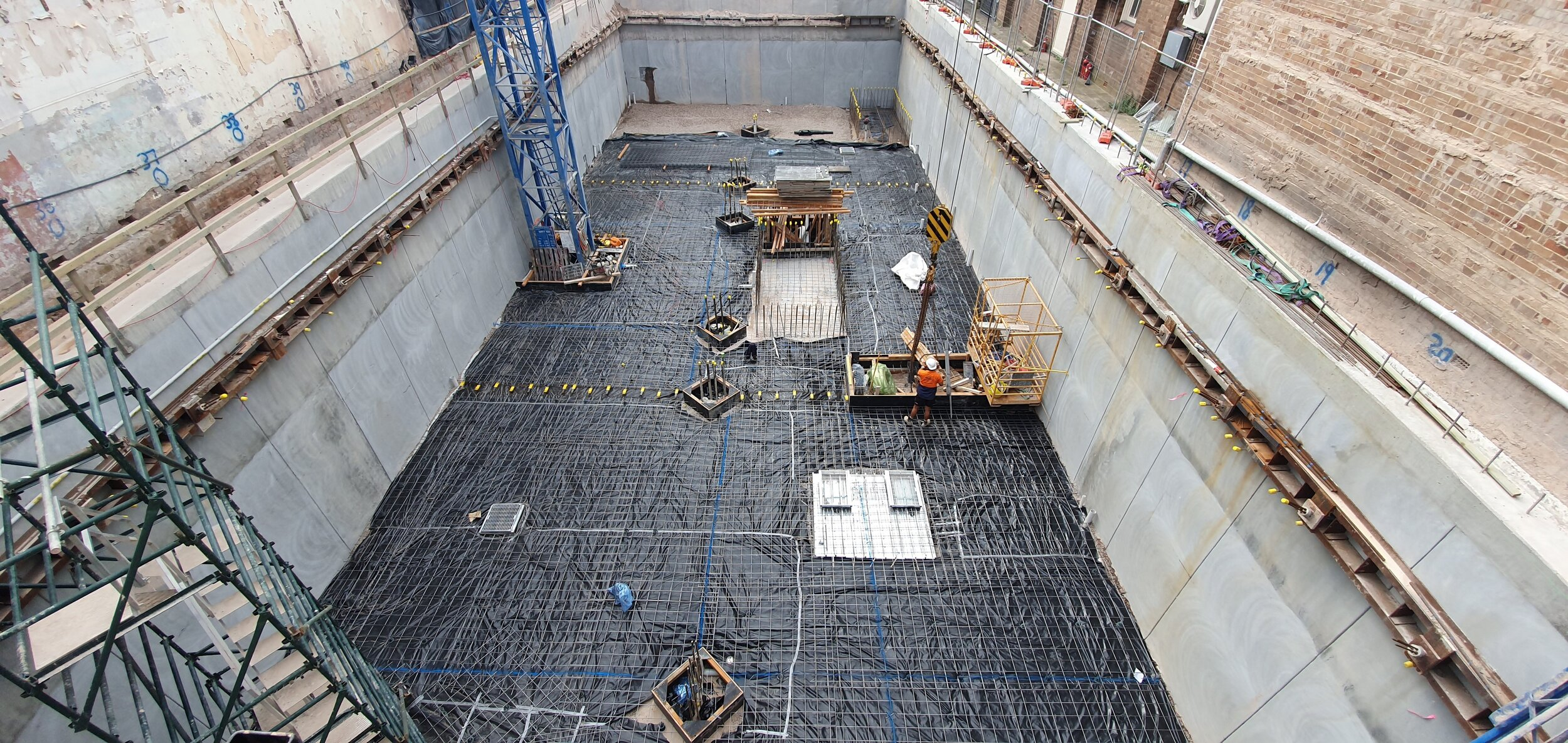 Complete Basement Package in Mosman Project with Impero Constructions