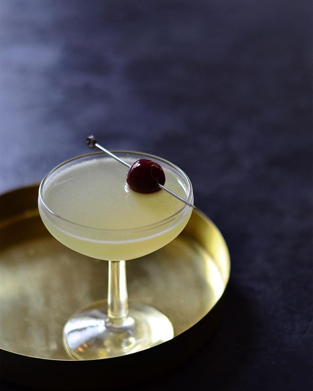 How long has it been since I posted a Chartreuse cocktail? I'm thinking way too damn long. So I bring you the Nuclear Daiquiri, which is... a daiquiri. With Chartreuse. It's a suprisingly good pairing. The Chartreuse gives the bright, summery daiquiri just a bit of an herbal edge. . This drink is a creation of Austrian bartender Gregor de Gruyther. I found it in the pages of my trusty cocktail book, Chartreuse: The Holy Grail of Mixology, with Cocktail Recipes and Lore. (Come for the recipes, stay for the lore.) Most versions of this call for overproof rum, but I didn't realize this until I had already made my daiquiri with just plain old rum. It was still pretty good. . Nuclear Daiquiri 1 oz white rum 1 oz fresh-squeezed lime juice 3/4 oz green Chartreuse 1/4 oz velvet falernum (@bgreynolds) .  Shake over ice and strain into a glass. Enjoy the fallout.