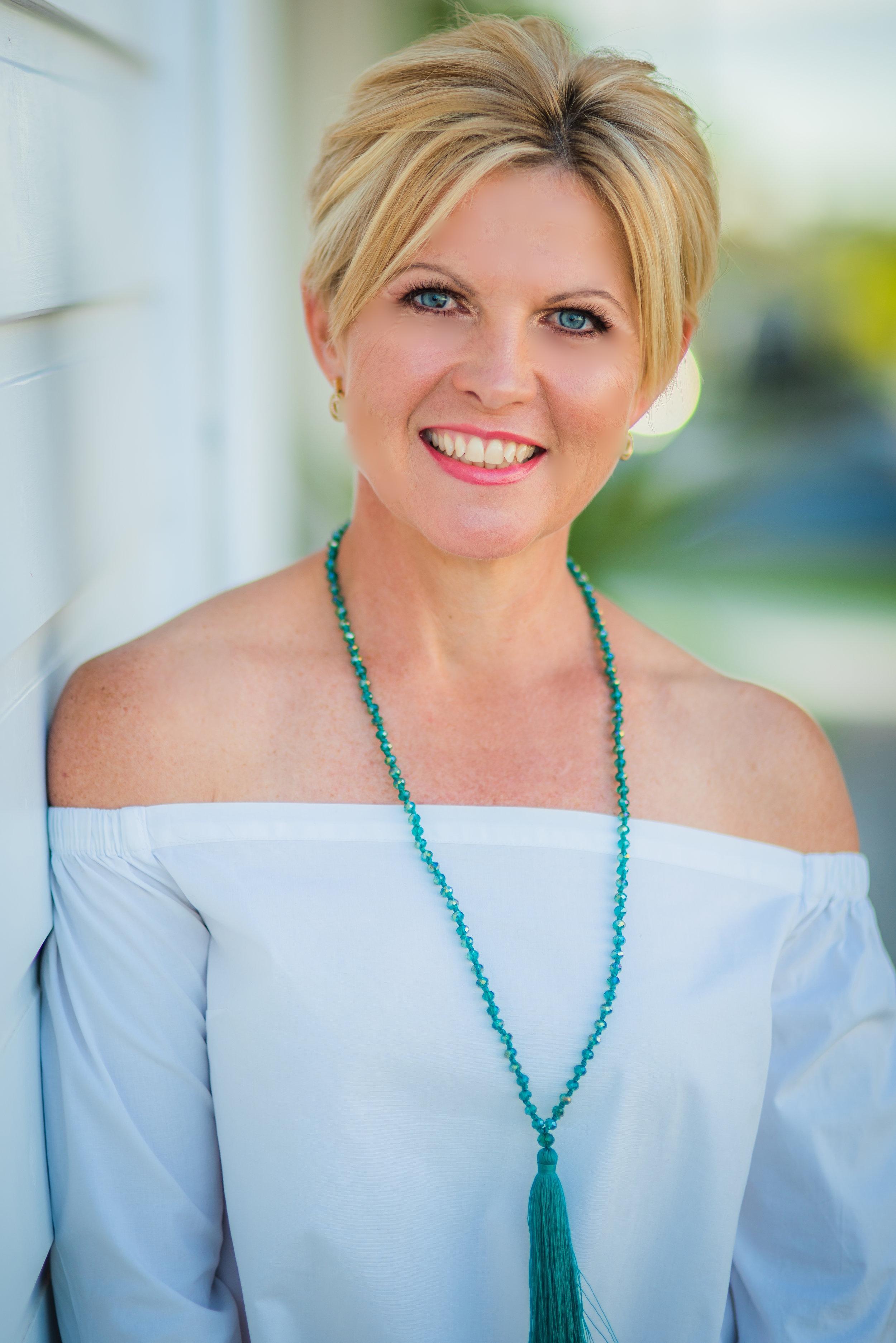 Tricia Riordan - Nutritionist & Yoga Teacher