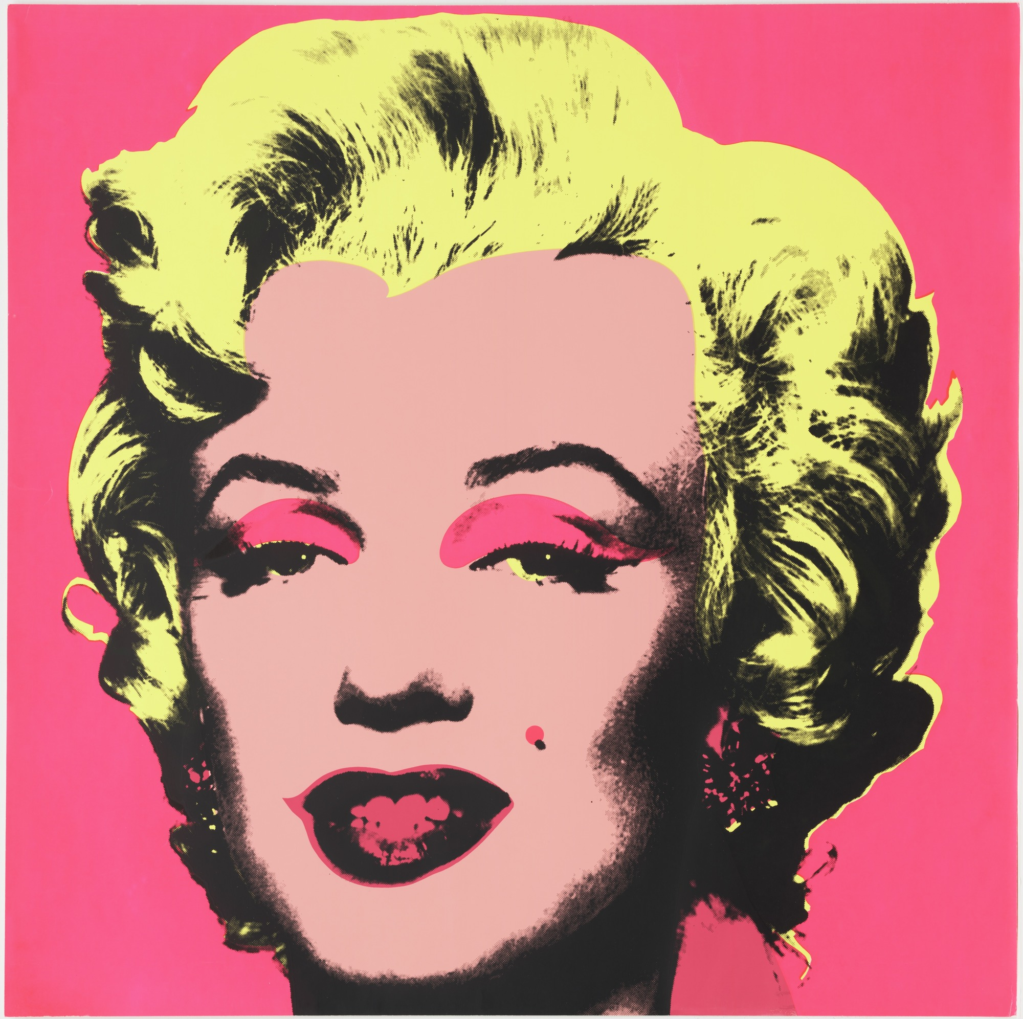 Few would disagree with calling Marilyn Monroe an  icon , although many have forgotten the true origins of the word and concept. Andy Warhol, however, most certainly did not.
