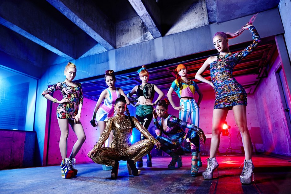 Mafia Entertainment debuted a girl-group called  WASSUP . We offered concept and market consulting and style direction.