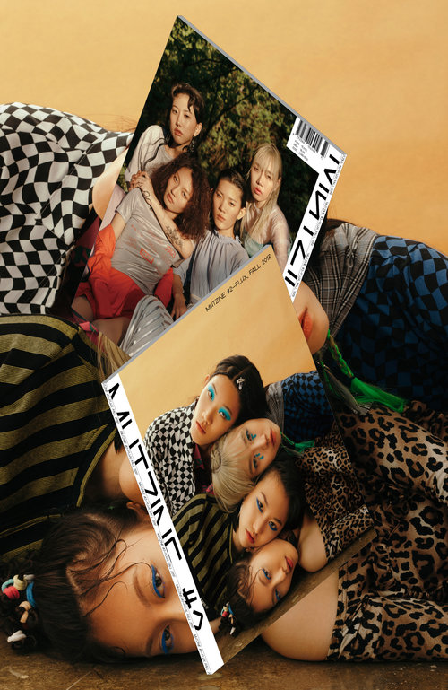 Mutzine  magazine presents beautiful fashion trends and pop culture from South Korea. Through the stylish approach and the atmospheric photos, the reader discovers the South Korean lifestyle. After reading this zine, K-pop won't be the only thing you love about Korea.  @mutzine
