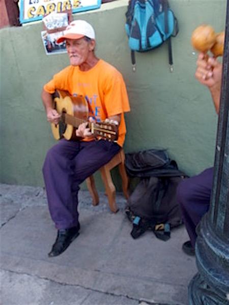 Musicians round every corner.jpeg