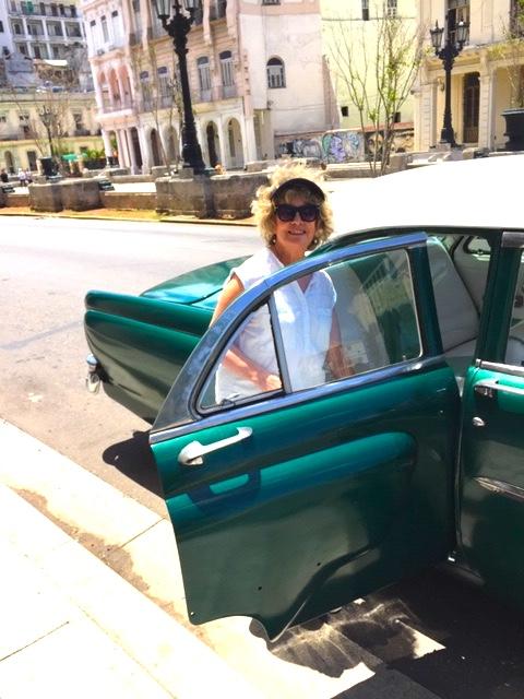 Havana Erin & the chevvy.JPG