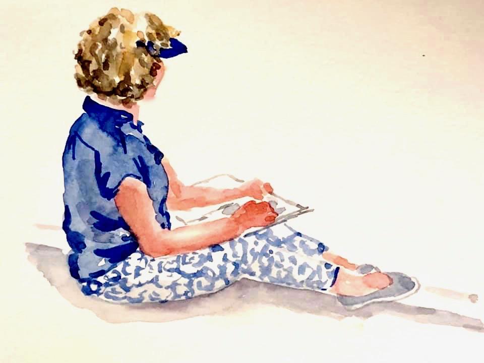 Erin Sketching .Philadelphia June '19.jpeg