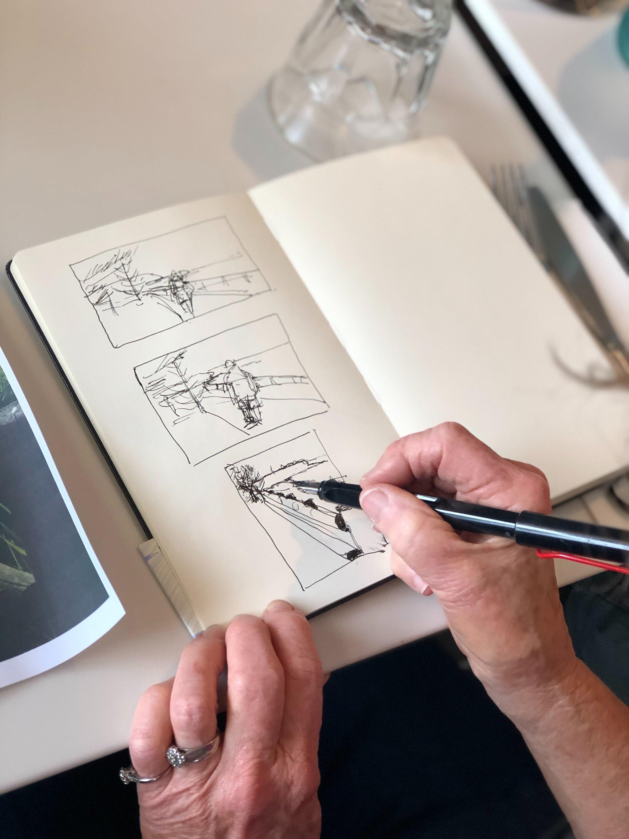 Erin Hill sketching Tues3.jpg