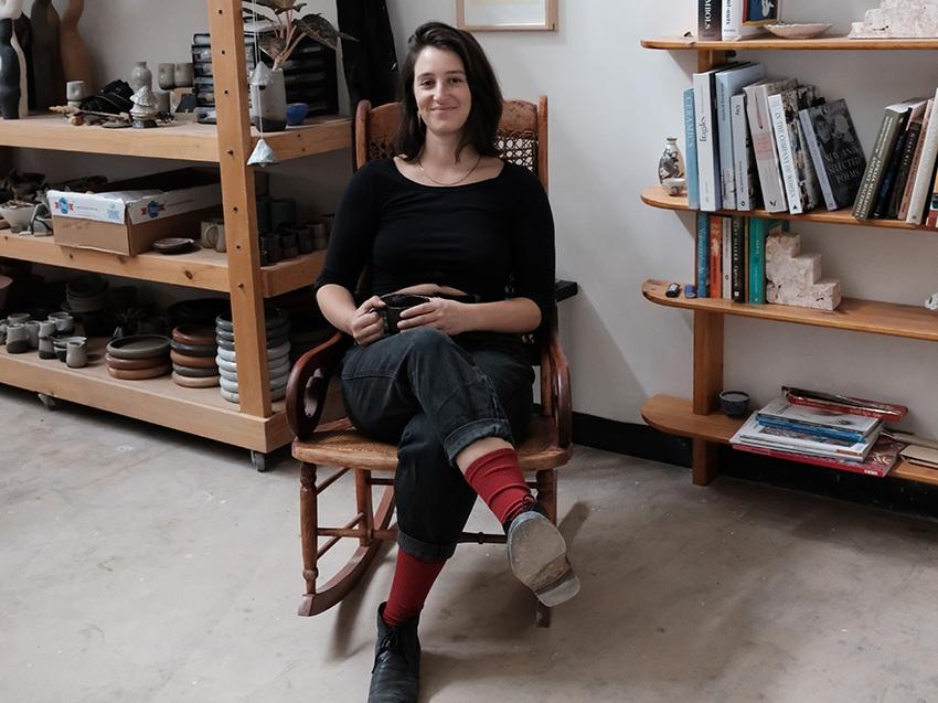 Open Studio #8 - Kerryn Levy