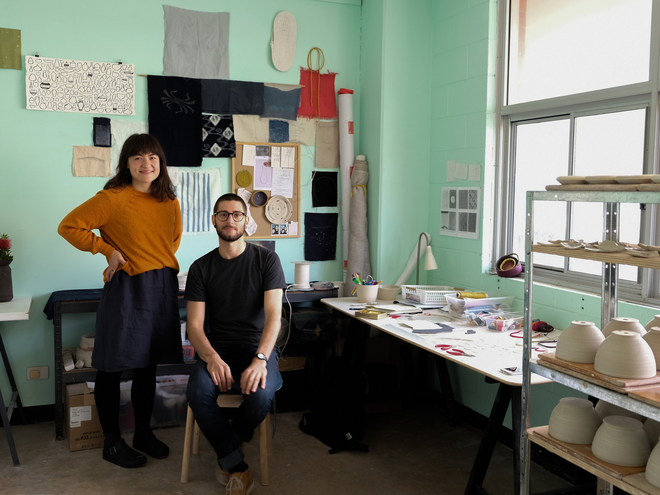 Open Studio #10 - Lilly Buttrose & Jordan Gower