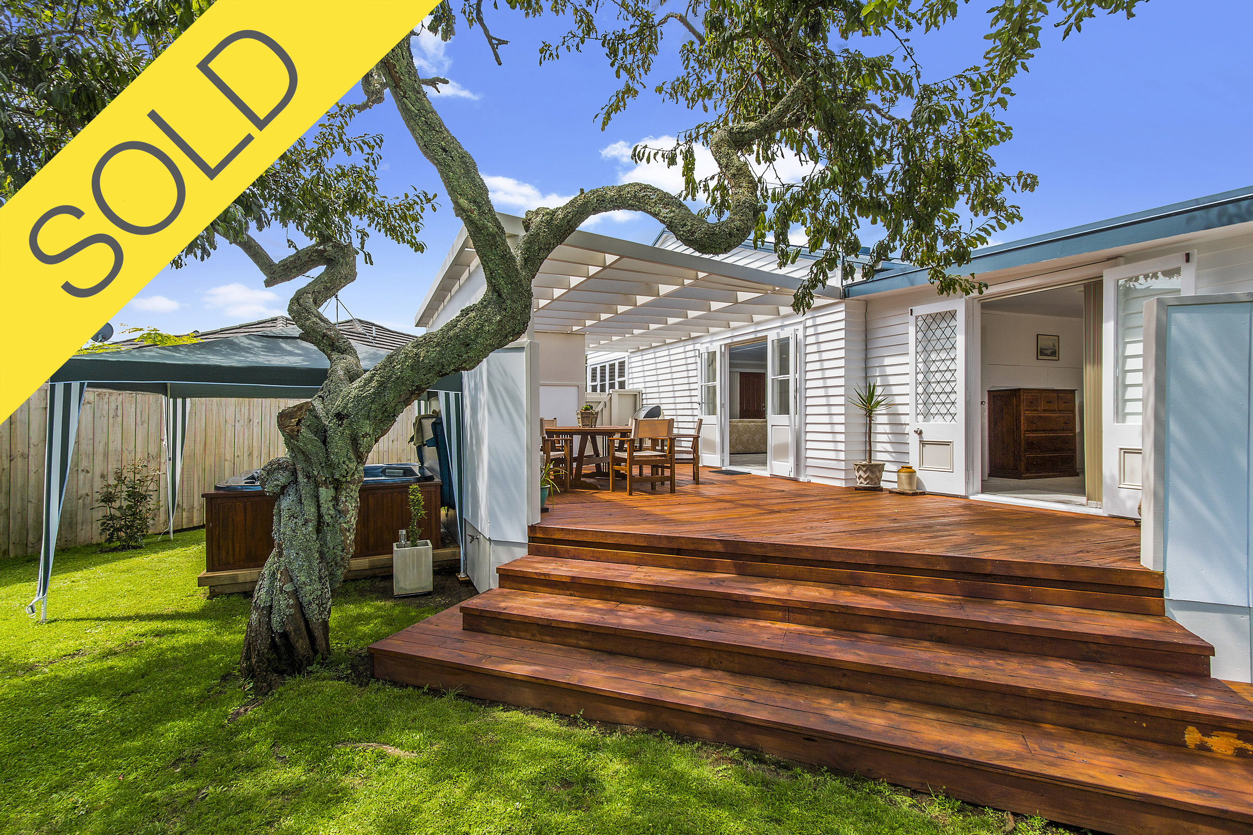 5 Garside Place, Onehunga, Auckland - SOLD MARCH 20182 Beds | 1 Bath | 3 Parking