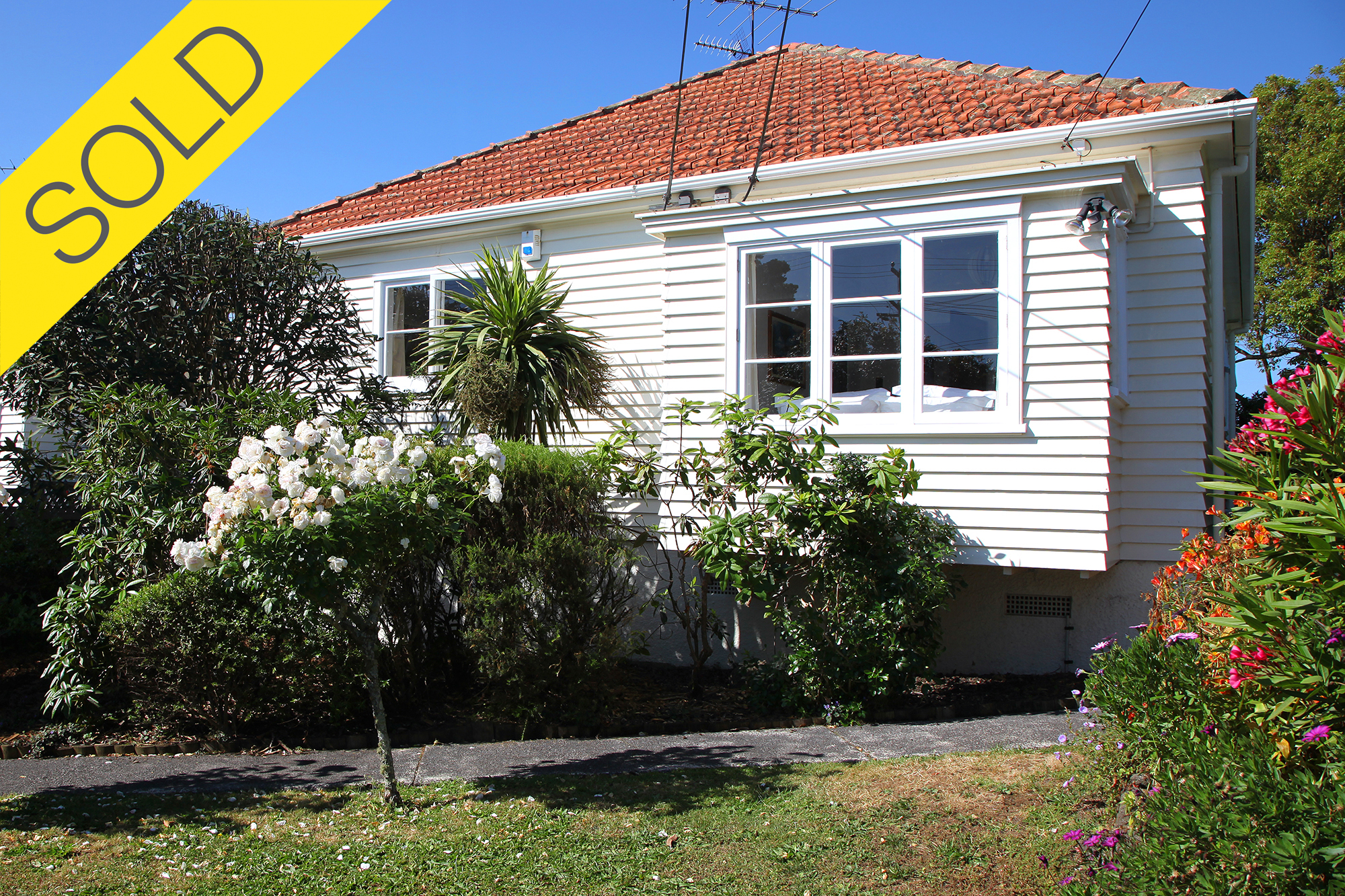 51 Namata Road, One Tree Hill, Auckland - SOLD DECEMBER 20173 Beds I 1 Bath