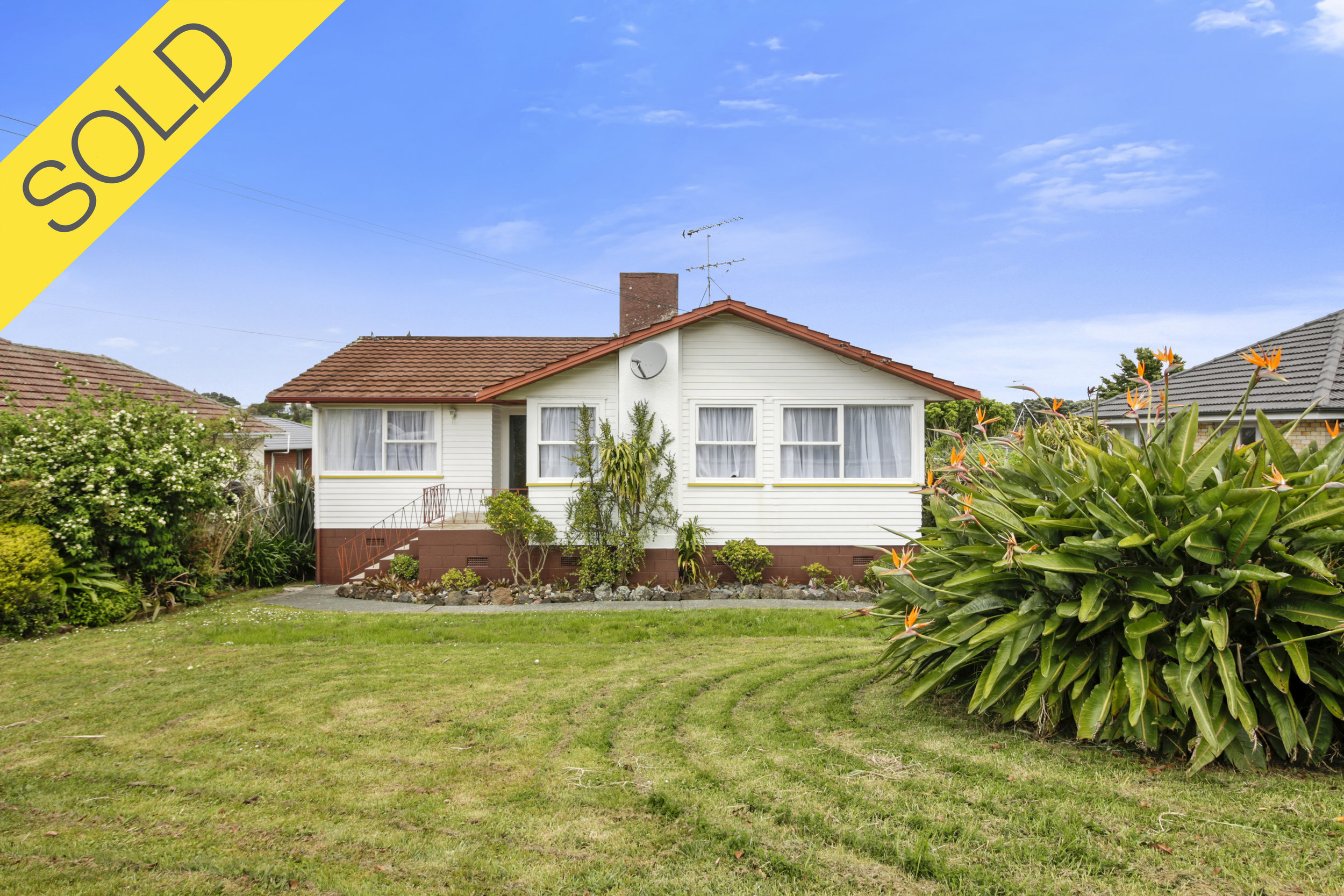 118A Melrose Road, Mt Roskill, Auckland - SOLD DECEMBER 20173 Beds I 1 Bath