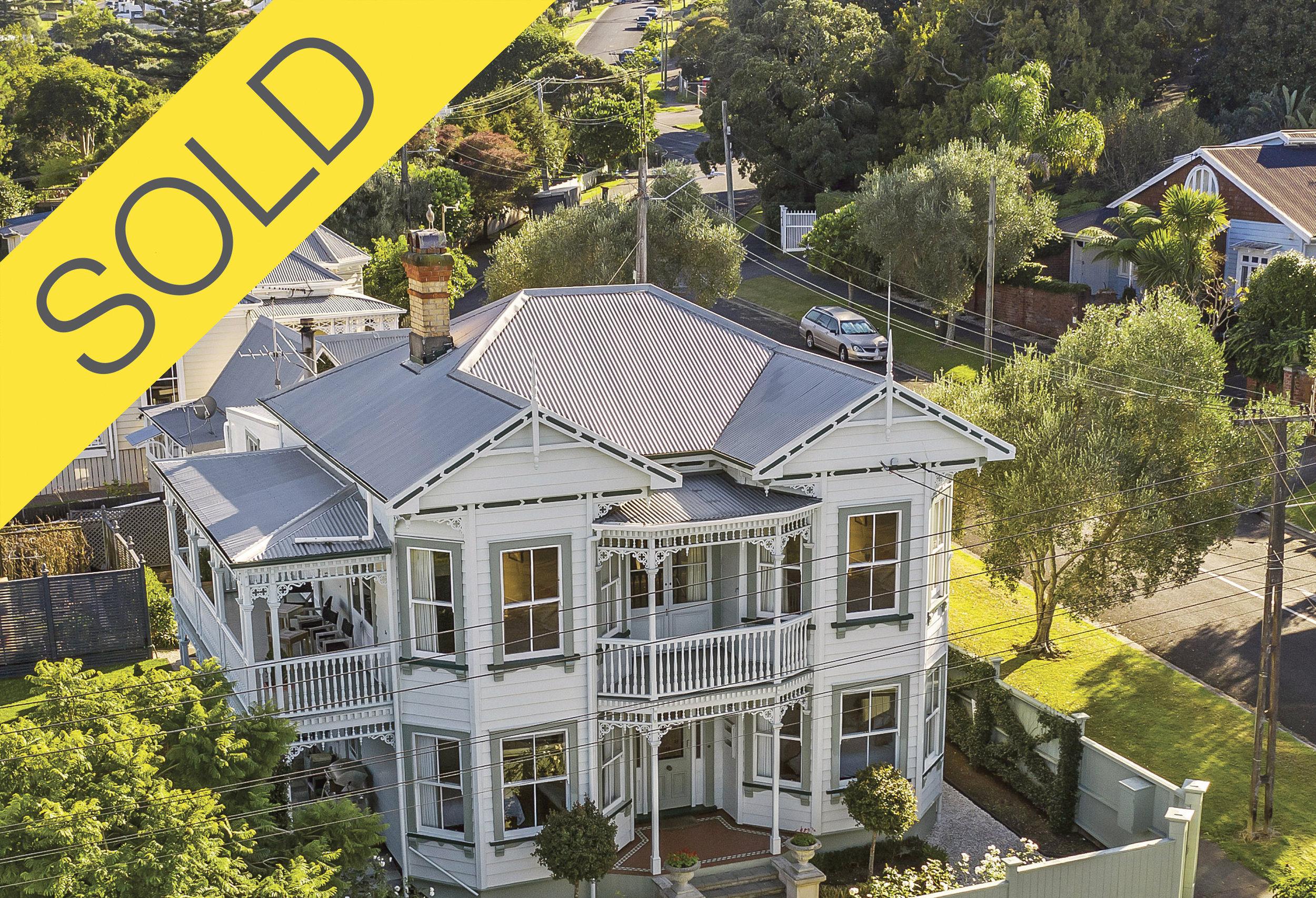 2 Symonds Street, Onehunga, Auckland - SOLD JULY 20194 Beds I 2 Baths I 6 Cars