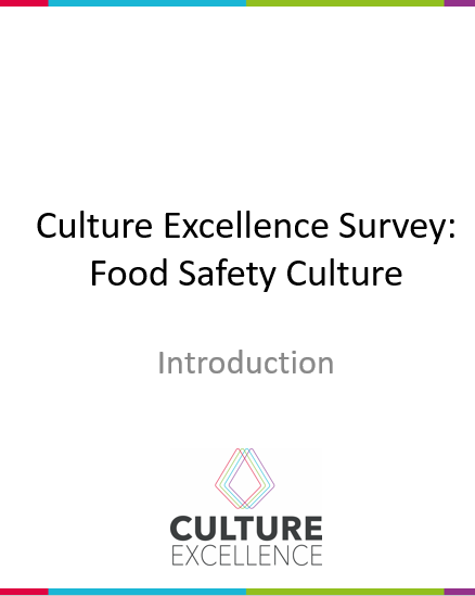 Power Point: Food Safety