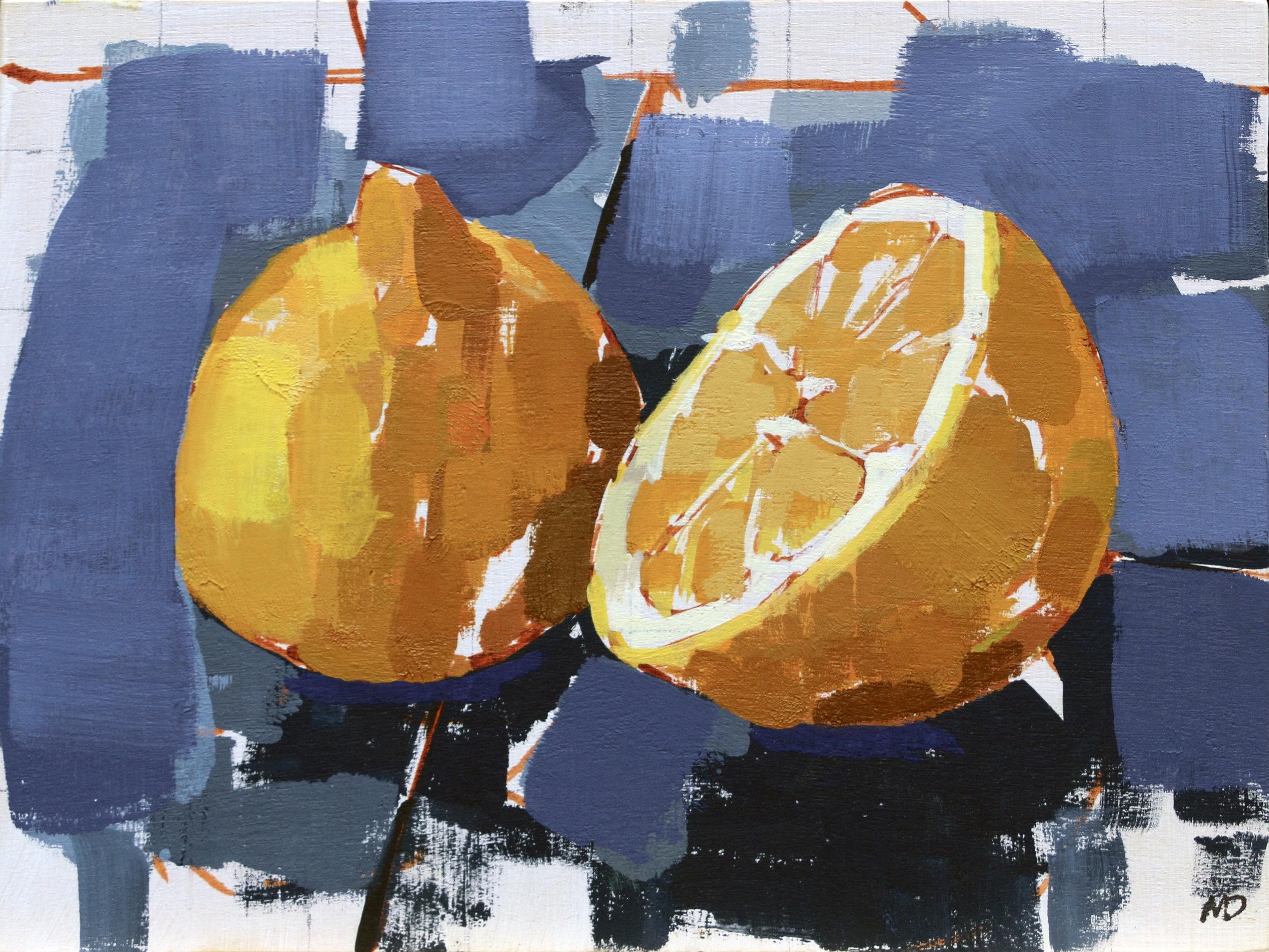 Lemon Halves II