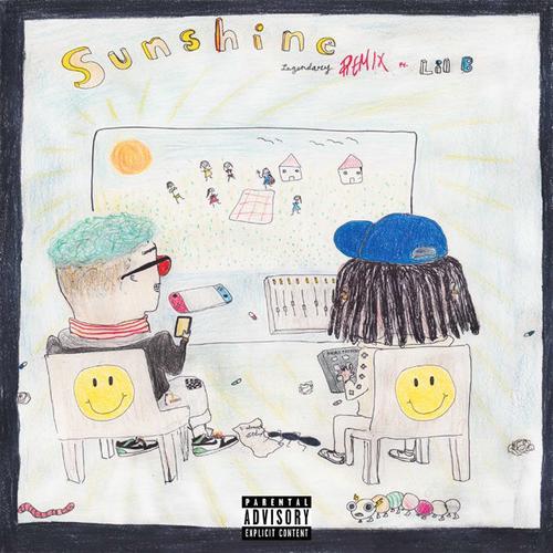 Sunshine Remix- Lil B & Ant Beale