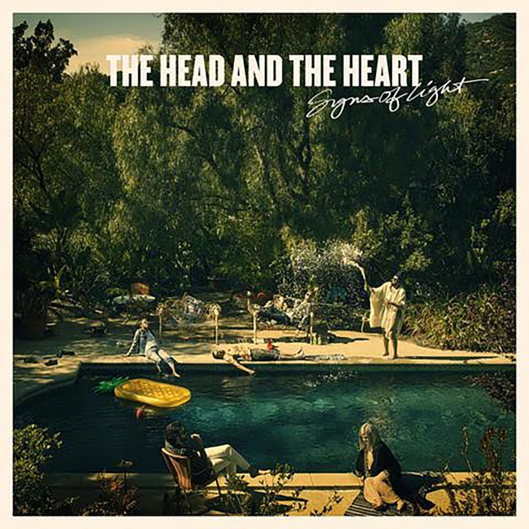 The Head And The Heart- Signs Of Light