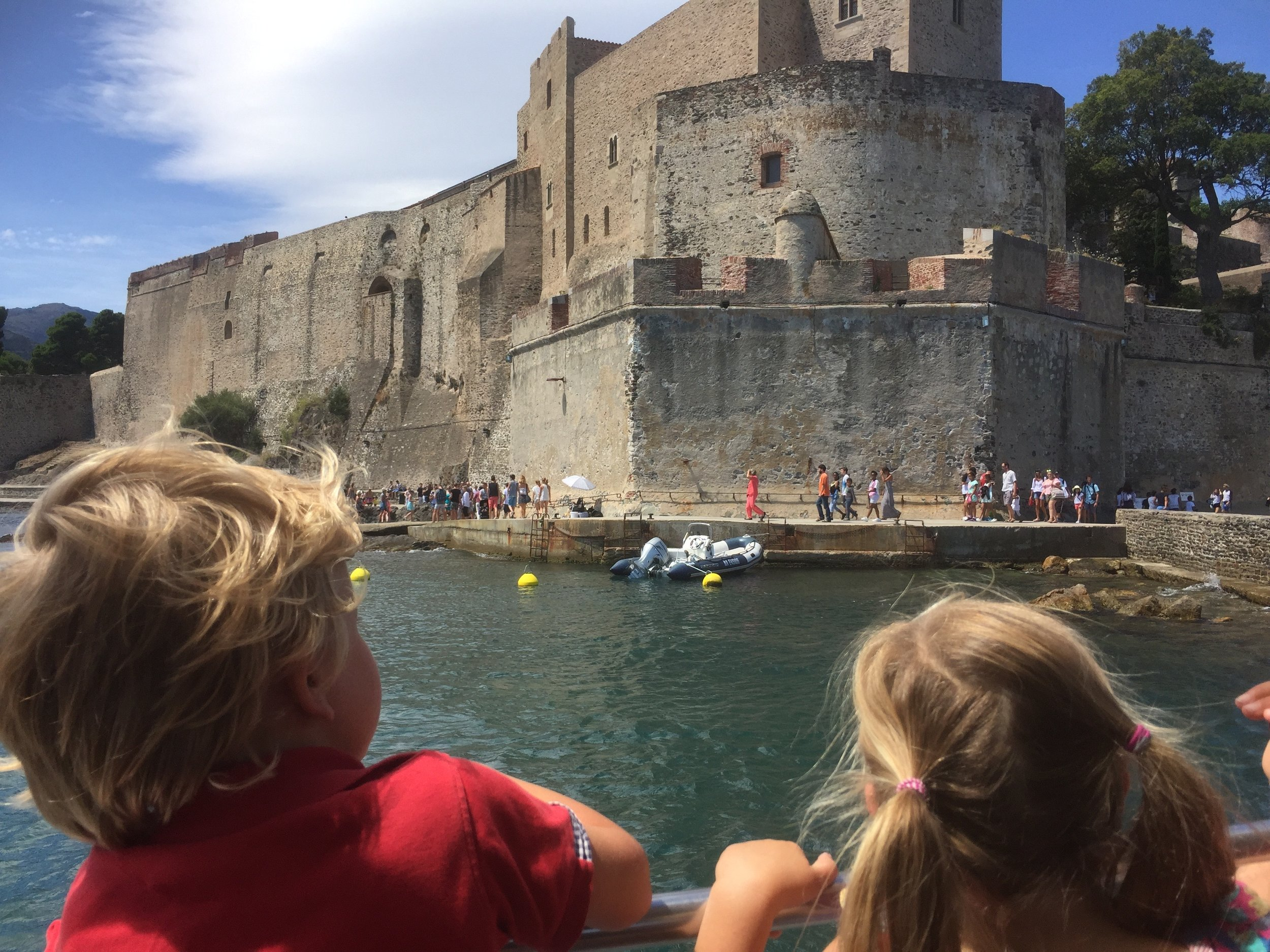 Boat trips from Argeles sur Mer