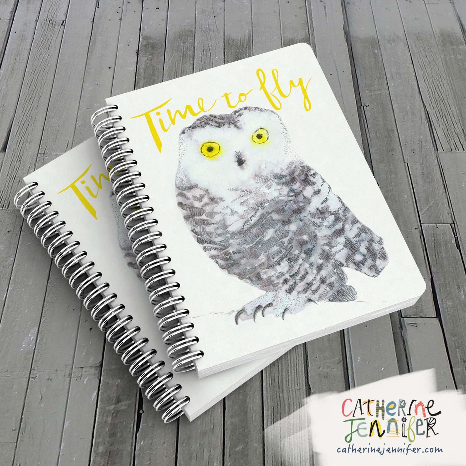 CatherineJennifer_Owl-Timetofly-Notebook.jpg
