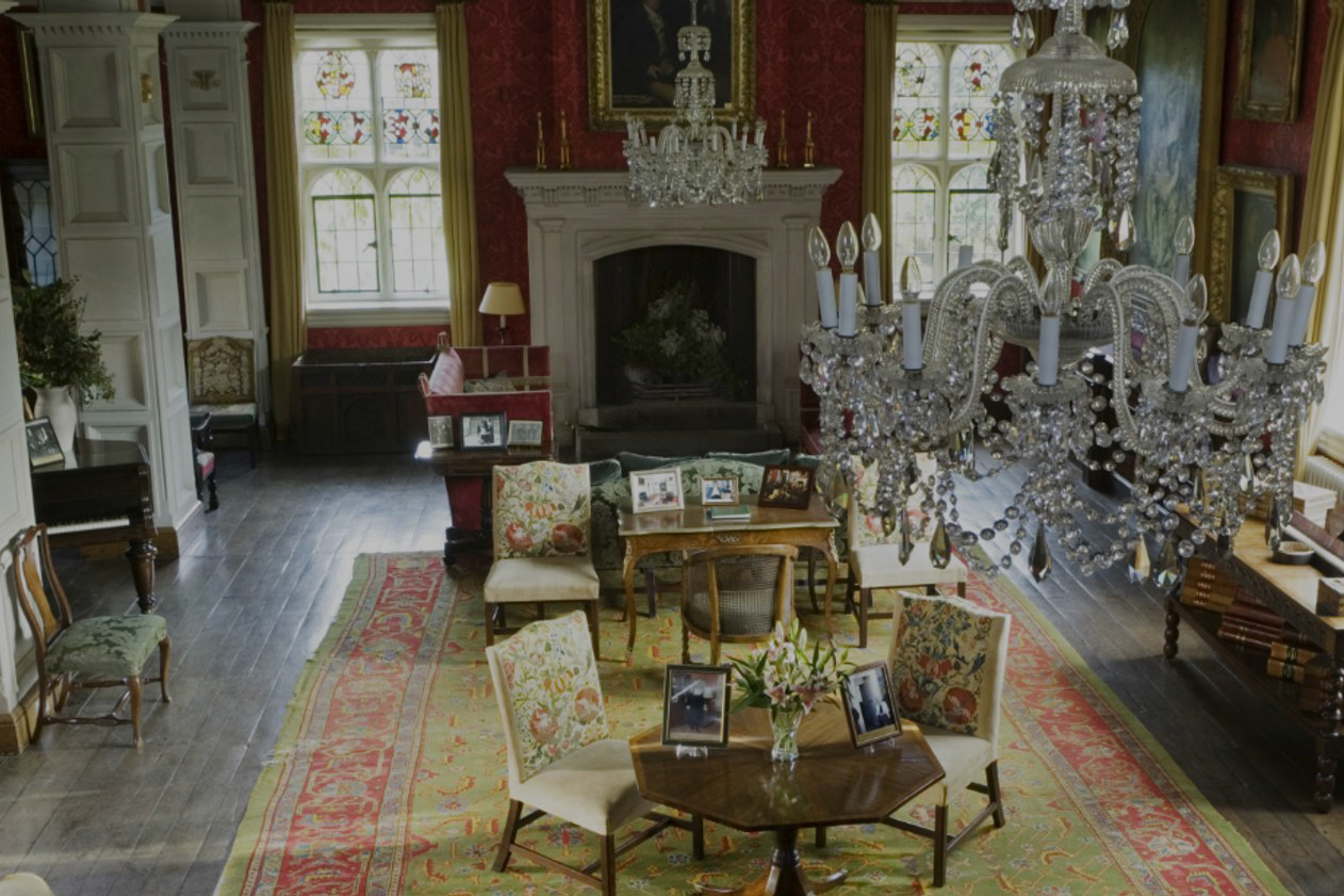 COUGHTON HOUSE POEMS -