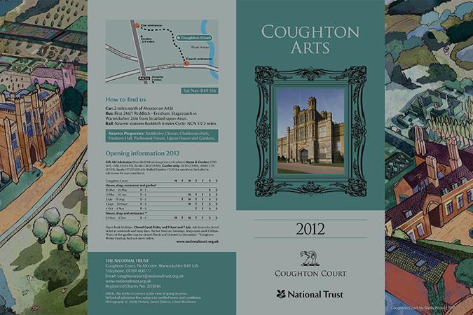 COUGHTON ARTS PROGRAMME -