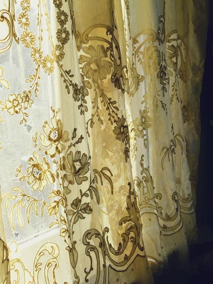 lace rideaux