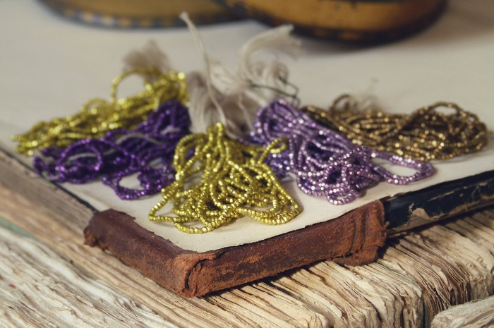 steel beads
