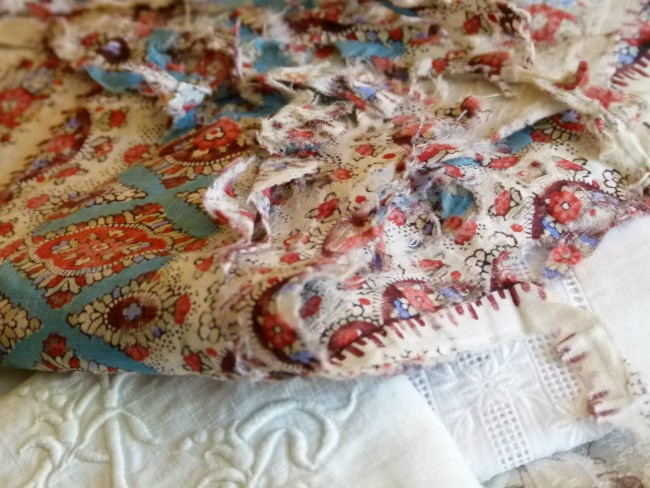 The French Muse, Textile Brocante